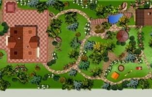 Про работы по созданию ландшафтного дизайна