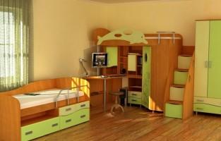 Где заказать комплект детской мебели на выгодных условиях?