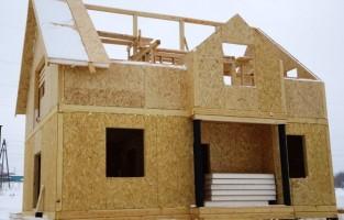 Про строительство домов из sip панелей