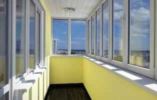 Кто занимается остеклением балконов в Мытищах?