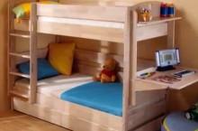 Где можно выбирать детские двухъярусные кровати?