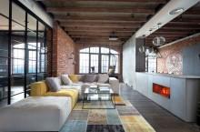 Где заказать ремонт квартир в стиле лофт?